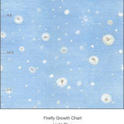 Casart Fireflies growth chart - T3 Colection