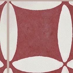 Casart coverings Red & White Hahah MoRockAnSoul Collection