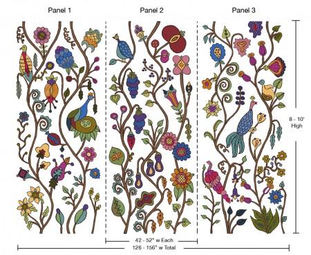 Casart coverings_Kristin Nicholas-GardenMural_Composite_web