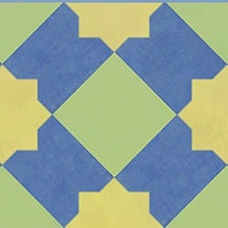 Casart coverings Blue & Yellow & Green Khatakriss_MoRockAnSoul_1