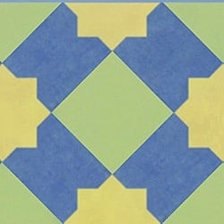 Casart coverings Blue & Yellow & Green Khatakriss_MoRockAnSoul_1