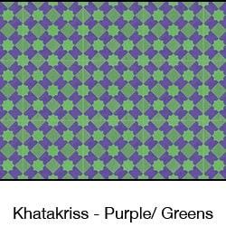 Casart coverings Purple & Green Khatakriss_wallcovering_MoRockAnSoul_3x