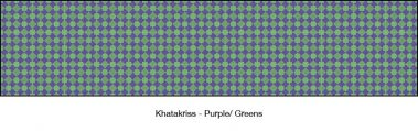 Casart coverings Purple & Green Khatakriss_wallcovering_MoRockAnSoul_3x