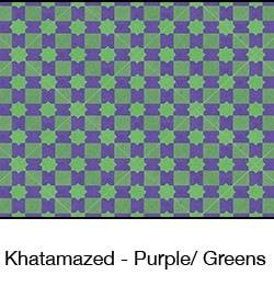 Casart coverings Purple & Green Khatamazed-wallcovering_MoRockAnSoul_3x