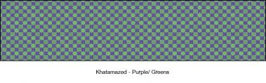 Casart coverings Purple & Green Khatamazed-wallcovering_MoRockAnSoul_3x