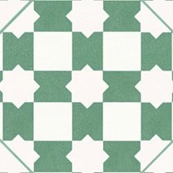 Casart coverings Green & White Khatamazed_Backsplash_MoRockAnSoul_4
