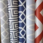Mini Maze Libby Langdon Collection Geometric Designs Casart coverings removable wallcovering