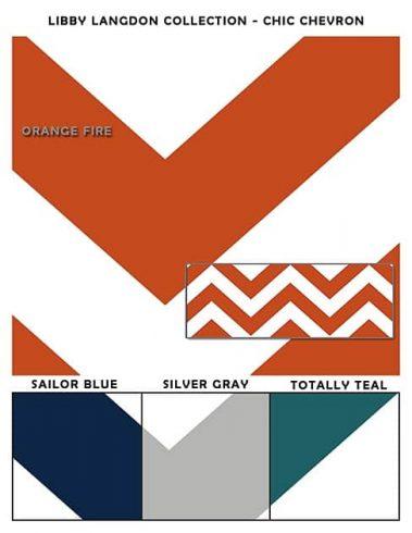 Casart coverings Libby Langdon_sample_Chic-Chevron