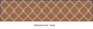 Casaart coverings Casart coverings Rust MoRockAnArch_wallcovering_2x