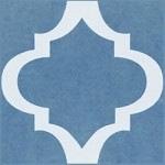 Casart coverings Blue & White MoRockAnArch_3