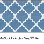 Casart coverings Blue & White MoRockAnArch_wallcoverings_3x