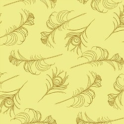 Casart coverings Citron/Nutmeg Quill_Patterns_14