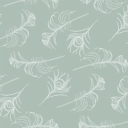 Casart coverings Sage/White Quill_Patterns_4