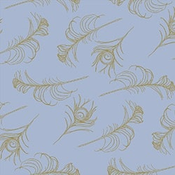 Casart coverings Sky/Cinnamon Quill_Patterns_6