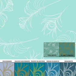 Casart coverings Quill_Patterns Sample 2
