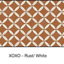 Casart coverings Rust XOXO-wallcovering_MoRockAnSoul_1x