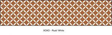 Casart coverings Rust XOXO-wallcovering_MoRockAnSoul_1x