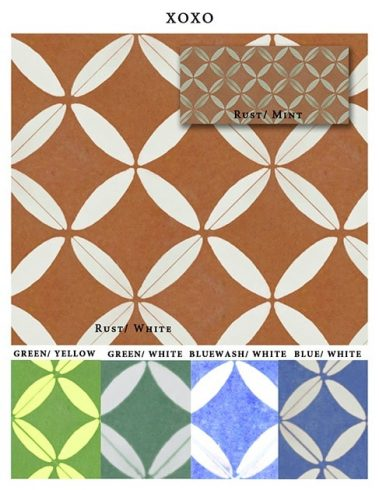 Casart coverings XOXO_Sample_MoRockAnSoul Collection