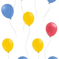 Casart coverings Balloon Bunch – Tots Tweens & Teens (T3)