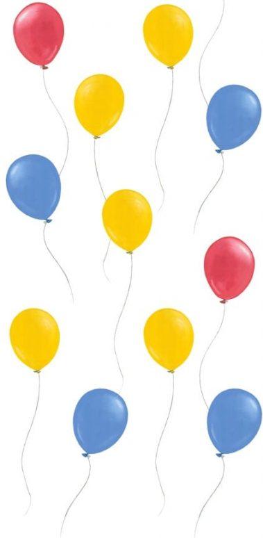 Casart coverings Balloon Bunch – Tots Tweens & Teens (T3)