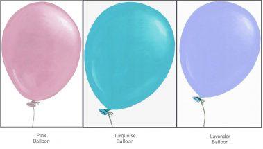 Casart Balloons Single Set_T3_ 2x