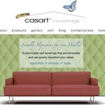 Casart Coverings Christmas Gift Card