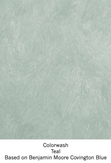 Casart Teal Colorwash_Wallfinish_5x