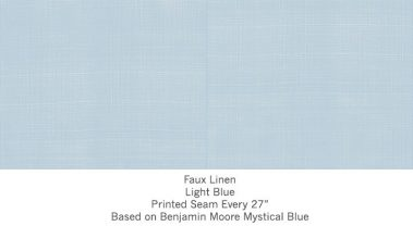 Casart coverings Light Blue Faux Linen_Wallfinish_9x