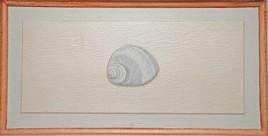 Casart Faux Plaster Shell Trompe loeil Panel 4