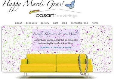 Casart Coverings Mardi Gras Gift Card