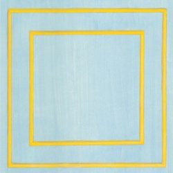 Casart Blue/Yellow Faux Panel_Architectural_1