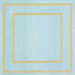 Casart Blue/Muted Yellow Faux Panel_Architectural_3