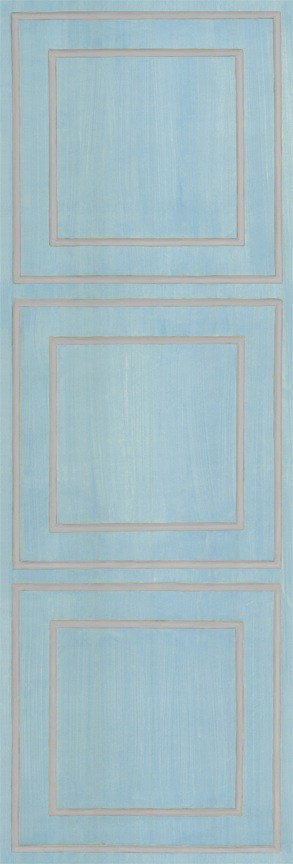 Casart Aged Blue/Brown Faux Panel_Architectural_17