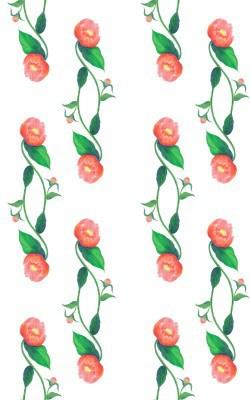 Casart Rose Peony Pattern 4