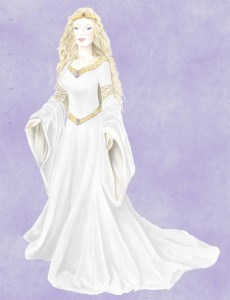 Casart Medieval Princess - T3 Collection