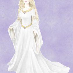 Casart Medieval Princess - T3 Collection
