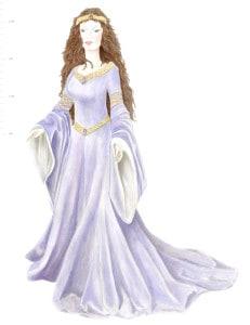 Casart coverings Medieval Princess – Tots Tweens & Teens (T3)