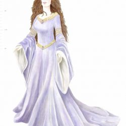 Casart coverings Medieval Princess – Tots Tweens & Teens (T3)