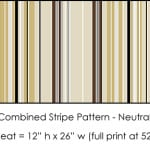 Casart Neutral Stripes Combo_1x