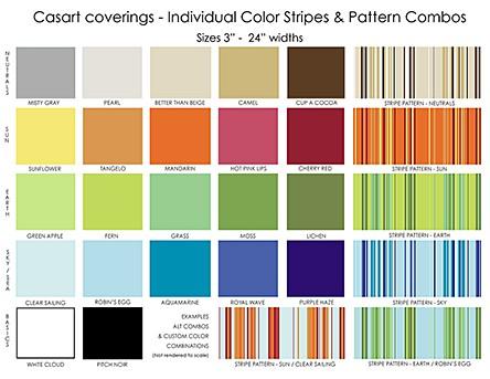 Casart Stripes Sample1