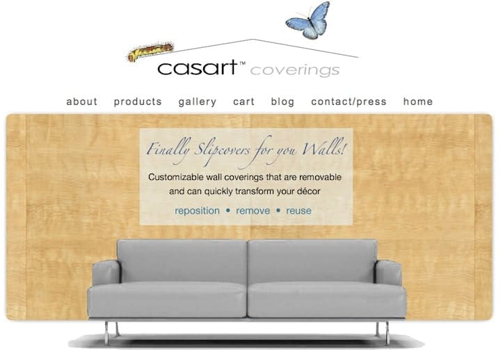 Casart Coverings Woodn't It Be Nice Gift Card