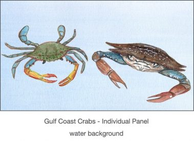 Casart_Gulf Coast Crabs water_2x