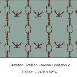 Casart_Crawfish-Cotillion Brown Celadon 2_11x