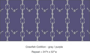 Casart_Crawfish-Cotillion Gray Purple 2_19x