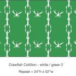 Casart_Casart_Crawfish-Cotillion White Green 2_21x