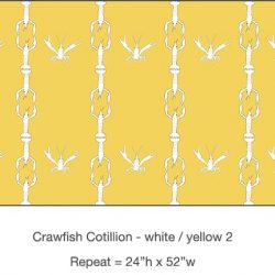 Casart_Crawfish-Cotillion White Yellow 2_23x