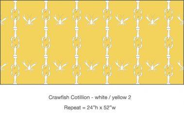 Casart_Crawfish-Cotillion White Yellow 2_23x