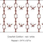 Casart_Crawfish-Cotillion Red White 2_26x