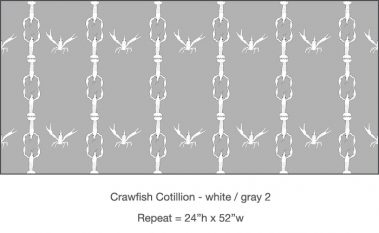 Casart_Crawfish-Cotillion White Gray 2_28x