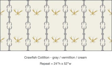 Casart_Crawfish-Cotillion Gray Vermillion Cream 2_29x